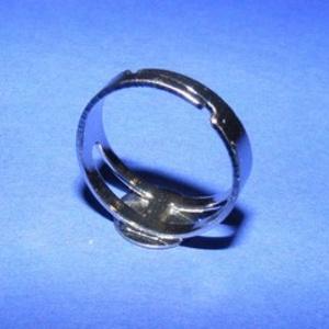 Gyűrű alap (26. minta/1 db) (csimbo) - Meska.hu
