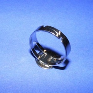 Gyűrű alap (27. minta/1 db) (csimbo) - Meska.hu