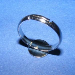 Gyűrű alap (33. minta/1 db) (csimbo) - Meska.hu