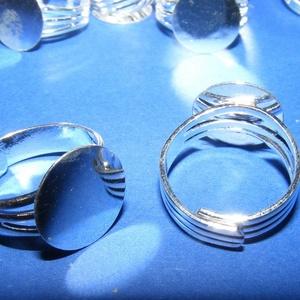 Gyűrű alap (56/S minta/1 db) (csimbo) - Meska.hu