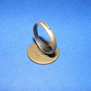 Gyűrű alap (11. minta/1 db) - Meska.hu