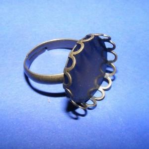 Gyűrű alap (44. minta/1 db) (csimbo) - Meska.hu