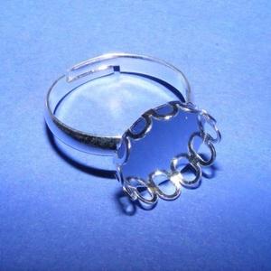 Gyűrű alap (46. minta/1 db) - Meska.hu