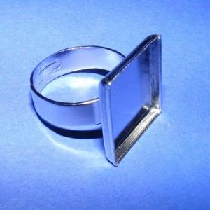 Gyűrű alap (48. minta/1 db) (csimbo) - Meska.hu
