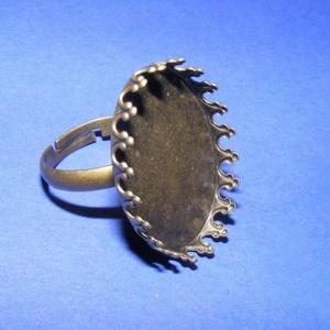 Gyűrű alap (51. minta/1 db) (csimbo) - Meska.hu