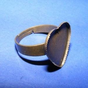 Gyűrű alap (55. minta/1 db) (csimbo) - Meska.hu