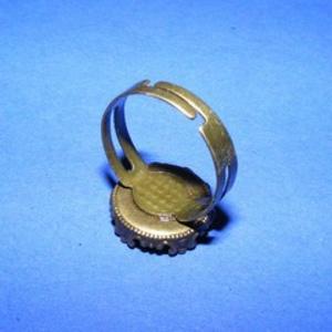 Gyűrű alap (59. minta/1 db) (csimbo) - Meska.hu