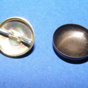 Fém gomb alap (24. méret/1 db) - Meska.hu