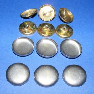 Fém gomb alap (36. méret/1 db) (csimbo) - Meska.hu