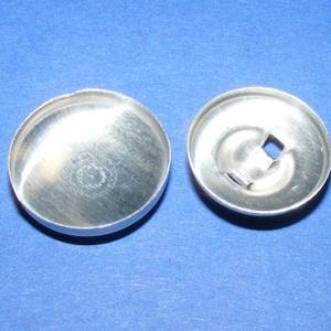 Fém gomb alap (6. méret/1 db) (csimbo) - Meska.hu