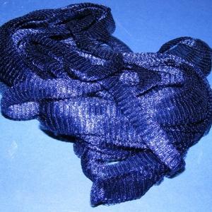 Drótszalag (2. minta/12x200 mm) - kék (csimbo) - Meska.hu