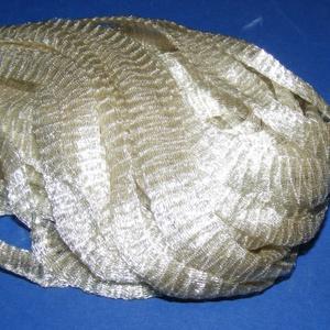 Drótszalag (4. minta/12x200 mm) - ezüst (csimbo) - Meska.hu