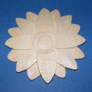 Faragvány (8x8 cm) - nagy virág (csimbo) - Meska.hu