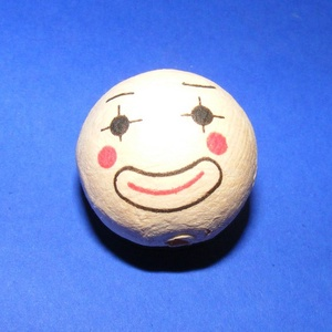 Figura fej (Ø 20 mm) - bohóc (csimbo) - Meska.hu
