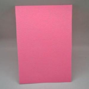 Dekorfilc (1,5 mm/kemény) - rózsaszín (csimbo) - Meska.hu