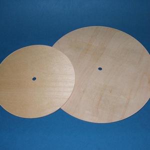 Fa óralap (Ø 20 cm/1 db) - kerek/vastag, Órakészítés, Óralapok, Mindenmás, \nFa óralap - vastag - kerek\n\r\n\r\n\nMérete: Ø 20 cmAnyaga: natúr rétegelt lemez, nem pácolt, nem kezel..., Meska