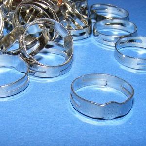 Gyűrű alap (25/K minta/1 db) (csimbo) - Meska.hu