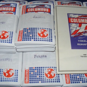 Columbus ruhafesték (5 g/1 db) - orgonalila (csimbo) - Meska.hu