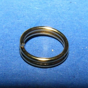 Szerelőkarika (1019/B minta/20 db) - 7x0,7 mm - Meska.hu