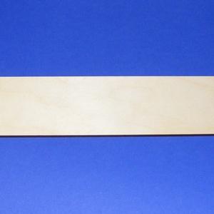 Fa lap (50x7 cm/1 db) - Meska.hu
