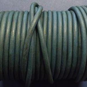 Hasított bőrszíj - 5 mm (19. minta/1 m) - sötétkék (AKCIÓS) - Meska.hu