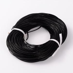Hasított bőrszíj - 1,5 mm (1/A minta/1 m) - fényes fekete, Vegyes alapanyag, Egyéb alapanyag, Bőrművesség, \nHasított bőrszíj (1/A minta) - fényes fekete\n\nMérete: 1,5 mm átmérőjű\n\nValódi hasított marhabőrből ..., Meska