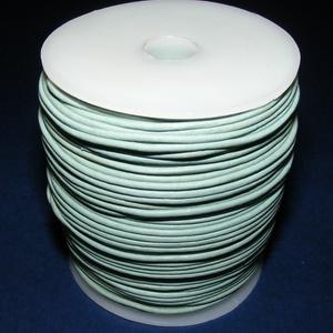Hasított bőrszíj - 2 mm (26. minta/1 m) - világoskék (AKCIÓS) (csimbo) - Meska.hu
