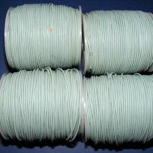 Hasított bőrszíj - 1,5 mm (20. minta/1 m) - világoskék (AKCIÓS) (csimbo) - Meska.hu