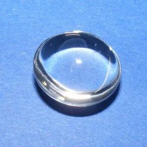 Üveglencse - 20 mm (905. minta/1 db) - kerek (csimbo) - Meska.hu