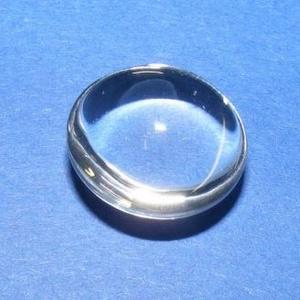 Üveglencse - 18 mm (908. minta - LAPOS/1 db) - kerek (csimbo) - Meska.hu