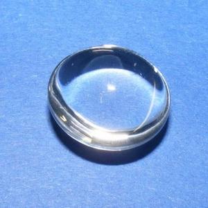 Üveglencse - 16 mm (909. minta/1 db) - kerek (csimbo) - Meska.hu