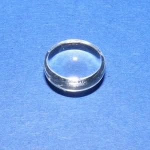 Ãœveglencse - 12 mm (912. minta/1 db) - kerek (csimbo) - Meska.hu