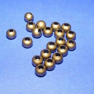 Bronz köztes (618/A minta/10 db) - Ø 5 mm (csimbo) - Meska.hu