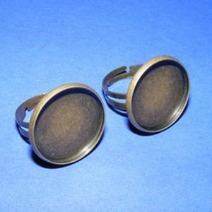 Gyűrű alap (60. minta/1 db) (csimbo) - Meska.hu