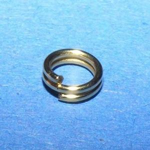 Szerelőkarika (1015/B minta/20 db) - 4x0,7 mm (csimbo) - Meska.hu