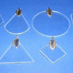 Üvegmedál-8 (Ø 50 mm/1 db) - kerek (csimbo) - Meska.hu