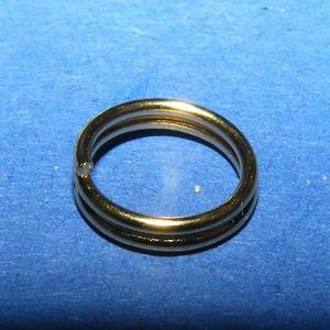 Szerelőkarika (1006/D minta/20 db) - 10 mm - Meska.hu
