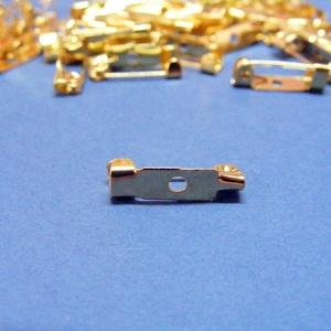 Kitűző alap (395/A minta/1 db) - 15 mm (csimbo) - Meska.hu