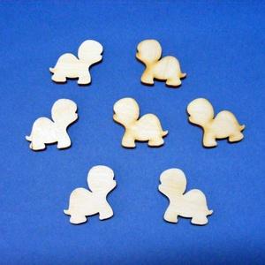 Fa alap (255. minta/1 db) - teknős, Fa, Egyéb fa, \nFa alap (255. minta) - teknős\n\nMérete: 30x28 mmAnyaga: rétegelt lemezAnyagvastagság: 3 mm\nAz ár egy..., Meska
