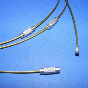 Sodrony nyaklánc alap (12. minta/1 db) - arany (csimbo) - Meska.hu