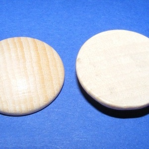 Falencse (Ø 25 mm/2 db) - natúr (csimbo) - Meska.hu