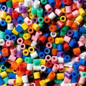 Vasalható gyöngy (50 g/csomag) - mix, Vegyes alapanyag,    Vasalható gyöngy - vegyes színek  A gyerekek játékos fejlesztésében sokat  segít a vasalható gyö..., Meska