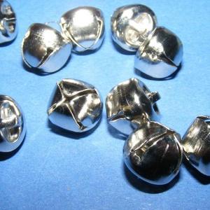 Platinum csörgő (2/P minta/10 db) - 10 mm (csimbo) - Meska.hu