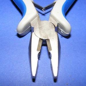 Ékszerész fogó-12 (12 cm/1 db) - kombinált fogó (csimbo) - Meska.hu