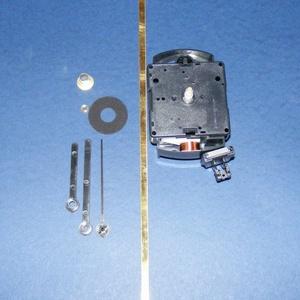 Ingás óraszerkezet (8. minta/1 db) - UTS (német), Szerkezetek, mutatók, Órakészítés, Mindenmás, \nIngás quarz óraszerkezet (8. minta) - UTS 16,2\n\nTeljes tengelyhossz: 16,2 mm Befogható max. anyagva..., Meska