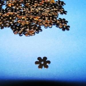 Flitter-60 (3 g/csomag) - arany (virág) (csimbo) - Meska.hu