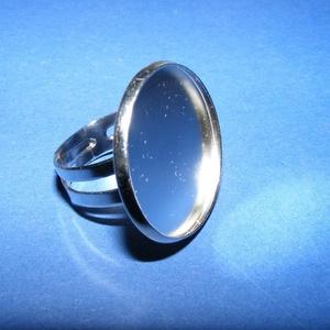 Gyűrű alap (3/B minta/1 db) - Meska.hu