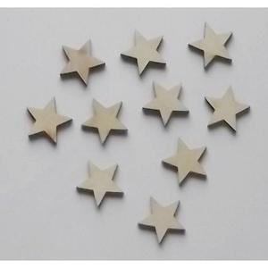 Karácsony  (12.minta/1 db) - kicsi csillag 5 ágú, Fa, Egyéb fa,  Karácsony (12.minta/1 db) - kicsi csillag 5 ágú    Mérete: 30x30 mmAnyaga: natúr rétegelt lemez..., Alkotók boltja