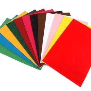 Dekorfilc (2 mm/puha) - piros (csimbo) - Meska.hu