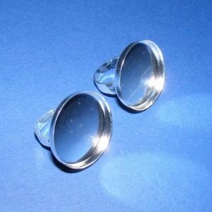 Gyűrű alap (2/A minta/1 db) (csimbo) - Meska.hu